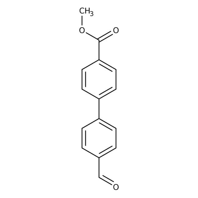 Methyl 4'-formylbiphenyl-4-carboxylate, 97%, ACROS Organics™