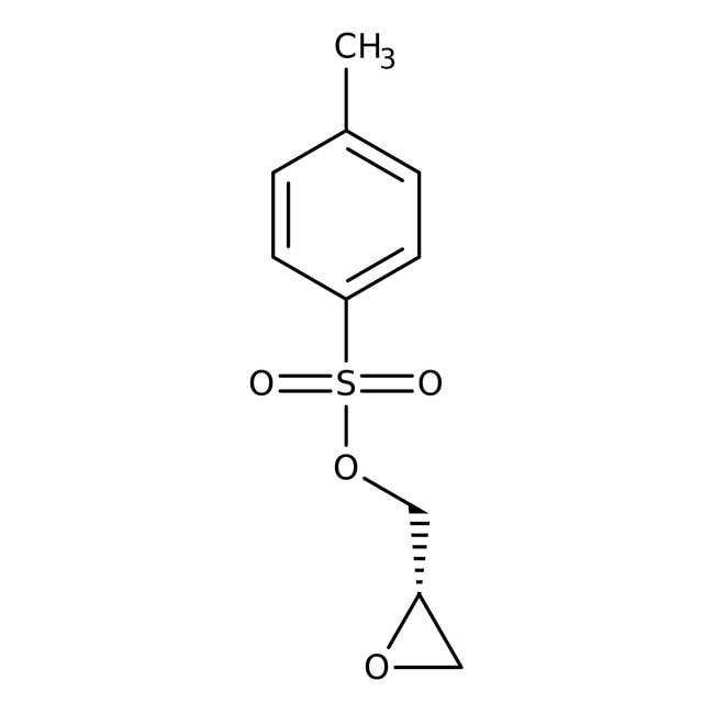 (2S)-(+)-Glycidyl tosylate, 99+%, ACROS Organics™