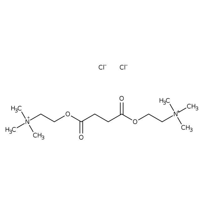 Succinylcholine chloride, 96%, Acros Organics
