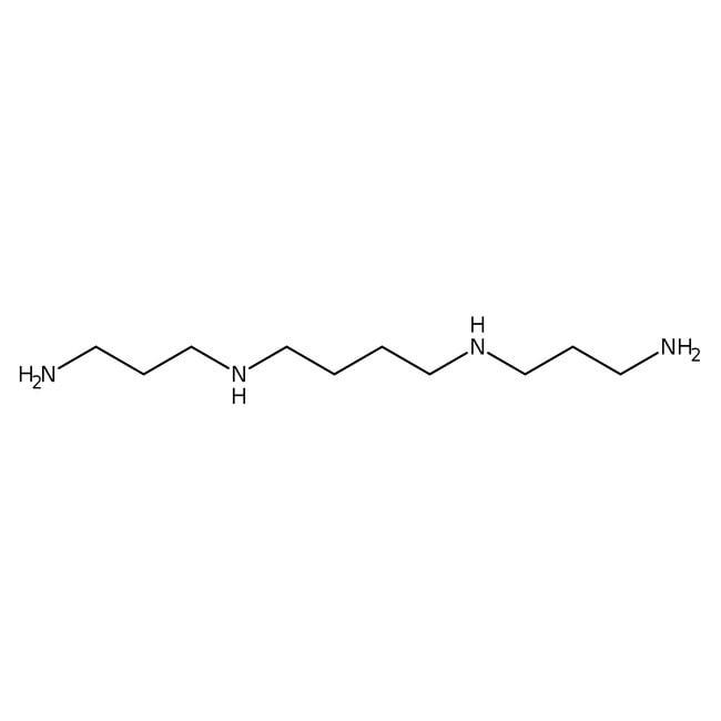Spermine, 97%, ACROS Organics™: Secondary amines Amines