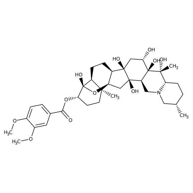 Veratridine, Tocris Bioscience™ 10mg Veratridine, Tocris Bioscience™