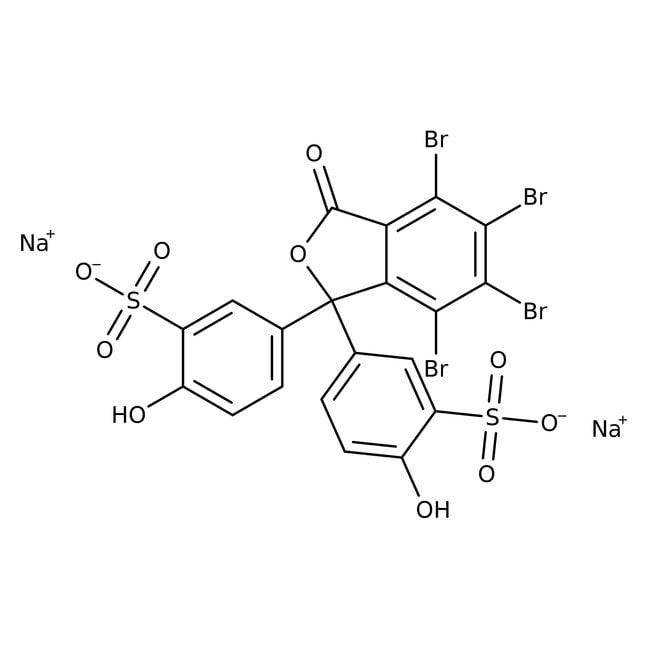 Alfa Aesar™Sulfobromophthalein sodium salt hydrate 1g Alfa Aesar™Sulfobromophthalein sodium salt hydrate