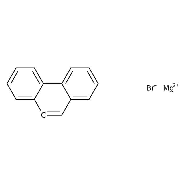 9-Phenanthrylmagnesium bromide, 0.5M solution in THF, AcroSeal , Acros Organics