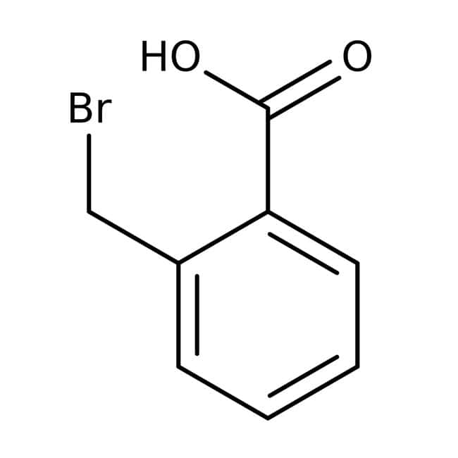 Alfa Aesar  2-(Bromomethyl)benzoic acid, 97%