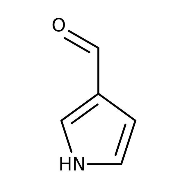 Alfa Aesar™Pyrrole-3-carboxaldehyde, 97% 250mg Alfa Aesar™Pyrrole-3-carboxaldehyde, 97%