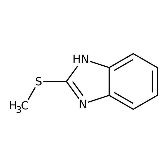 2-(Methylthio)benzimidazole 99.0+%, TCI America™