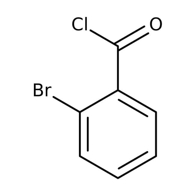 2-Bromobenzoyl chloride, 98%, Acros Organics: Halobenzoic acids and derivatives Benzoic acids and derivatives
