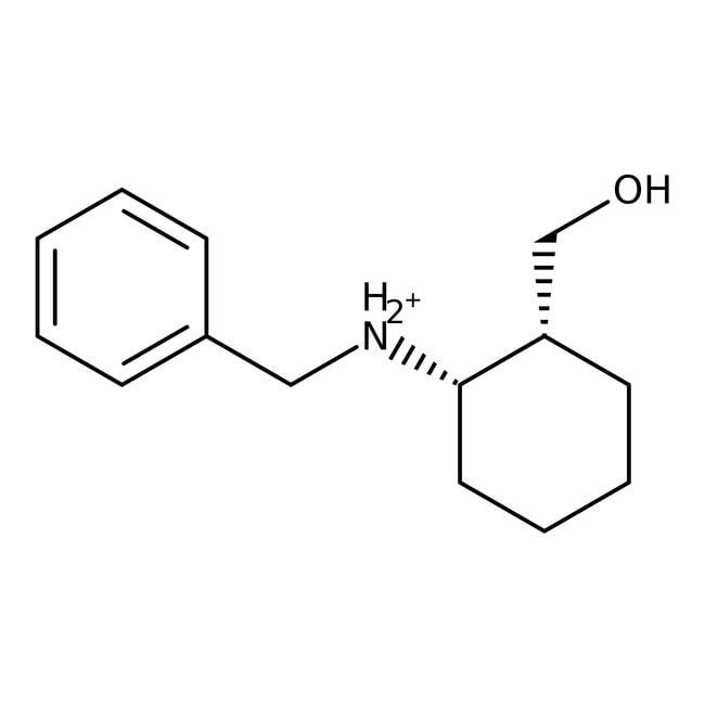 (1R,2S)-(+)-cis-2-(Benzylamino)cyclohexanemethanol, 99%, 99% e.e., ACROS Organics