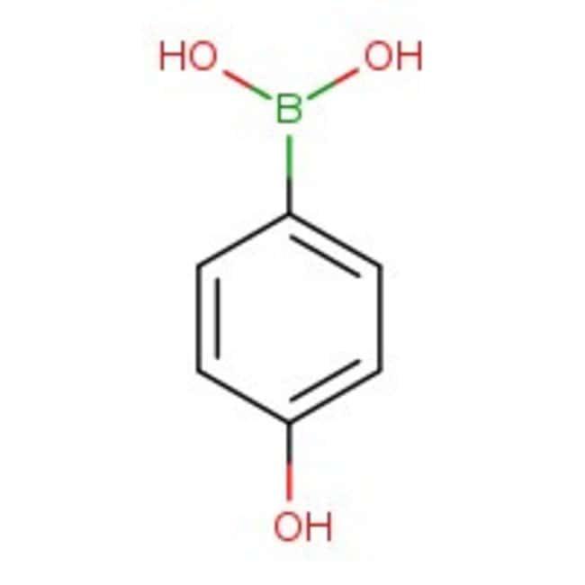 4-Hydroxyphenylboronic acid, 97%, ACROS Organics™