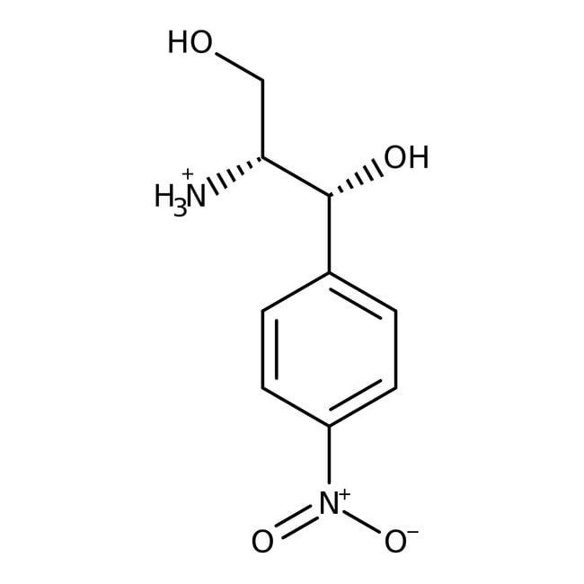 (1R,2R)-2-Amino-1-(4-nitrophenyl)propane-1,3-diol, 96%, ACROS Organics™