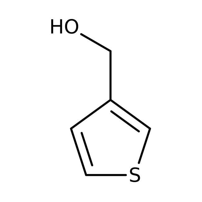 3-Thiophenemethanol, 97%, ACROS Organics™ 5g 3-Thiophenemethanol, 97%, ACROS Organics™