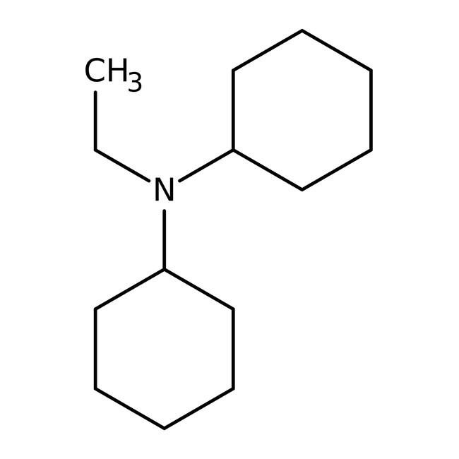 N-Ethyldicyclohexylamine, 96%, ACROS Organics