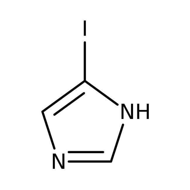4-Iodoimidazole, 95%, ACROS Organics™ 1g 4-Iodoimidazole, 95%, ACROS Organics™