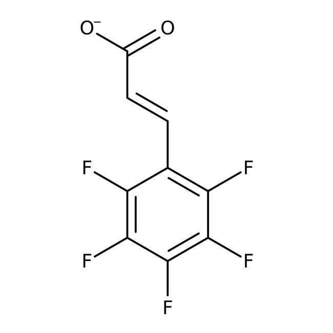 2,3,4,5,6-Pentafluorocinnamic acid, 98%, ACROS Organics
