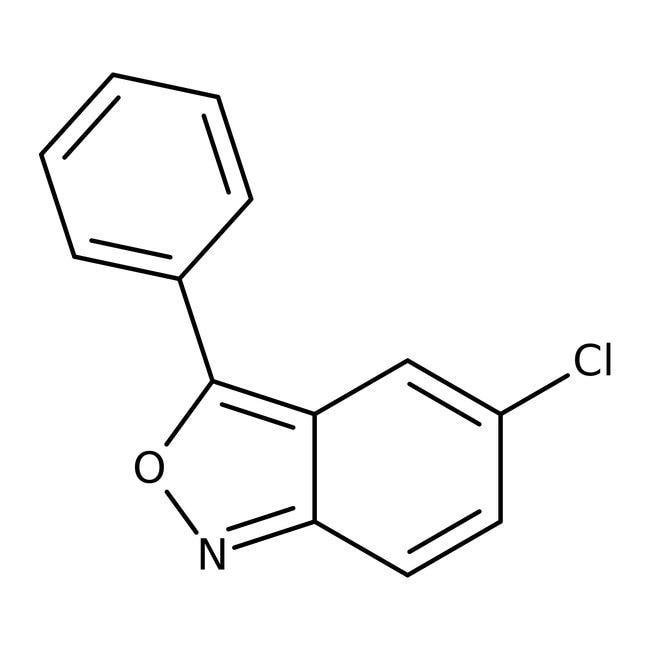 5-chloro-3-phenyl-2,1-benzisoxazole, 97%, ACROS Organics™