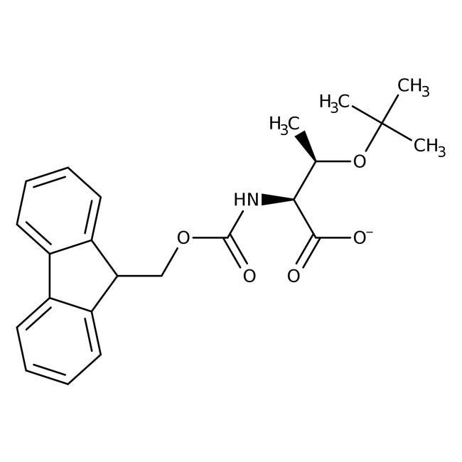 FMOC-O-tert-Butyl-L-threonine, 98%, ACROS Organics™