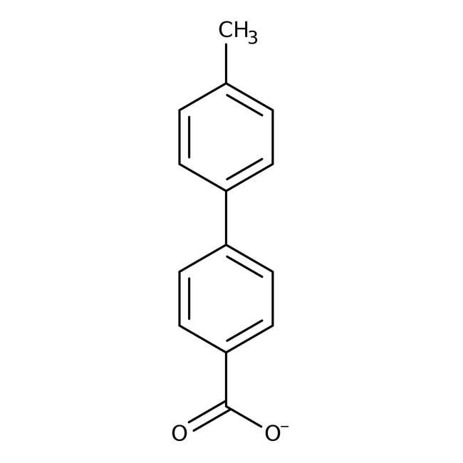4'-Methyl-4-biphenylcarboxylic acid, Acros Organics