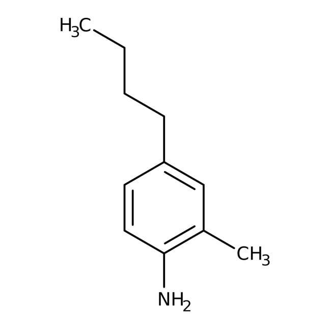 4-Butyl-2-methylaniline, Tech., Maybridge