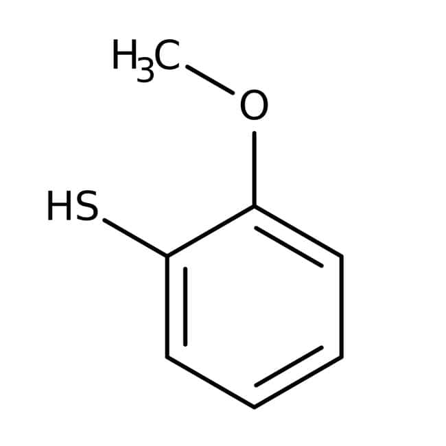 2-Methoxybenzenethiol, 97%, ACROS Organics