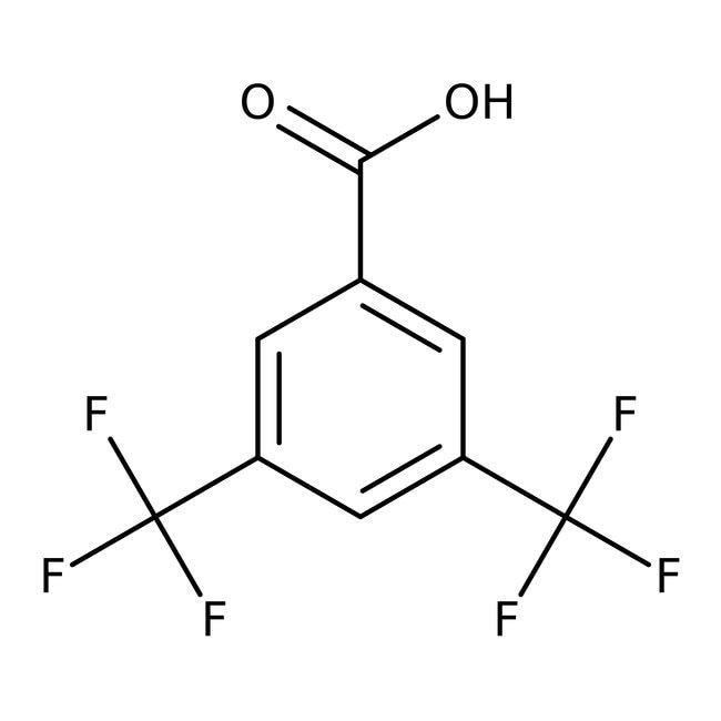 3,5-Di(trifluoromethyl)benzoic acid, Tech., Maybridge™