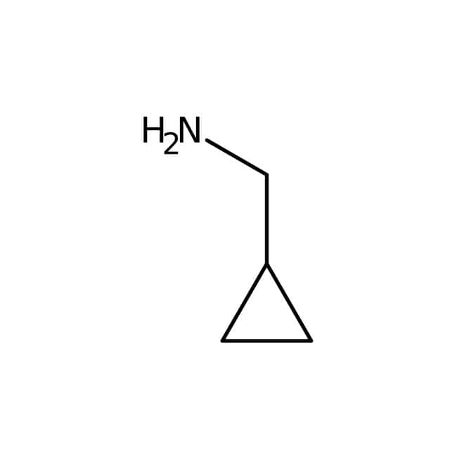 (Aminomethyl)cyclopropane hydrochloride, 97%, ACROS Organics™