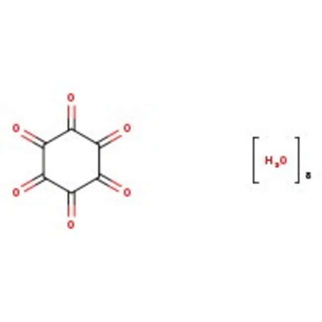 Hexaketocyclohexane octahydrate, 97%, ACROS Organics