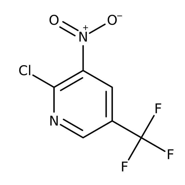 Alfa Aesar™2-Chloro-3-nitro-5-(trifluoromethyl)pyridine, 95%