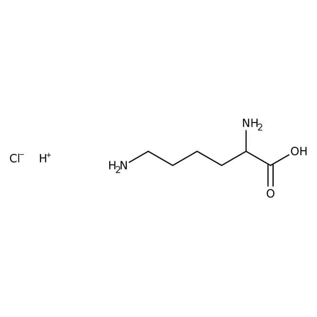 D-Lysine hydrochloride, 99+%, ACROS Organics™
