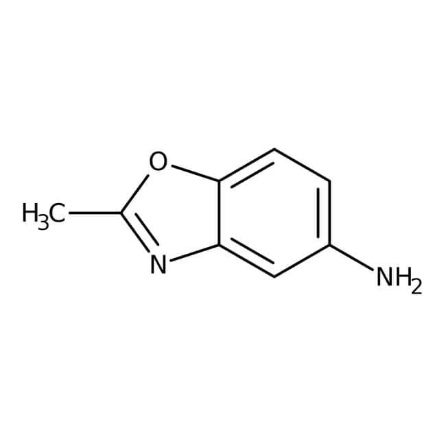 5-Amino-2-methyl-1,3-benzoxazole, 97%, ACROS Organics™