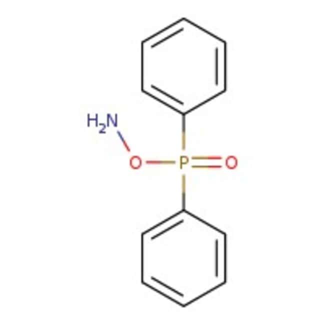 O-(Diphenylphosphinyl)hydroxylamine, 96%, ACROS Organics™  O-(Diphenylphosphinyl)hydroxylamine, 96%, ACROS Organics™