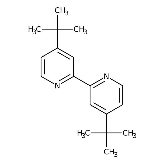 4,4′-Di-tert-butyl-2,2′-bipyridyl 98.0+%, TCI America™