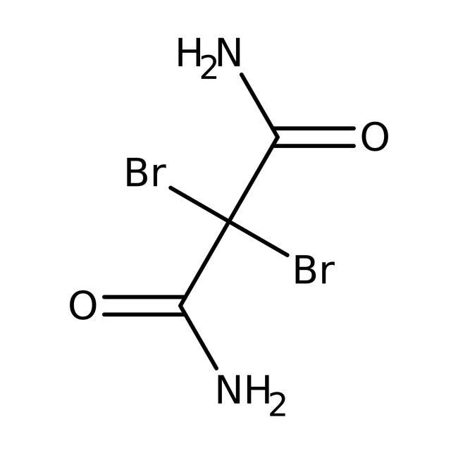Alfa Aesar™Dibromomalonamid,98+% 25g Alfa Aesar™Dibromomalonamid,98+%