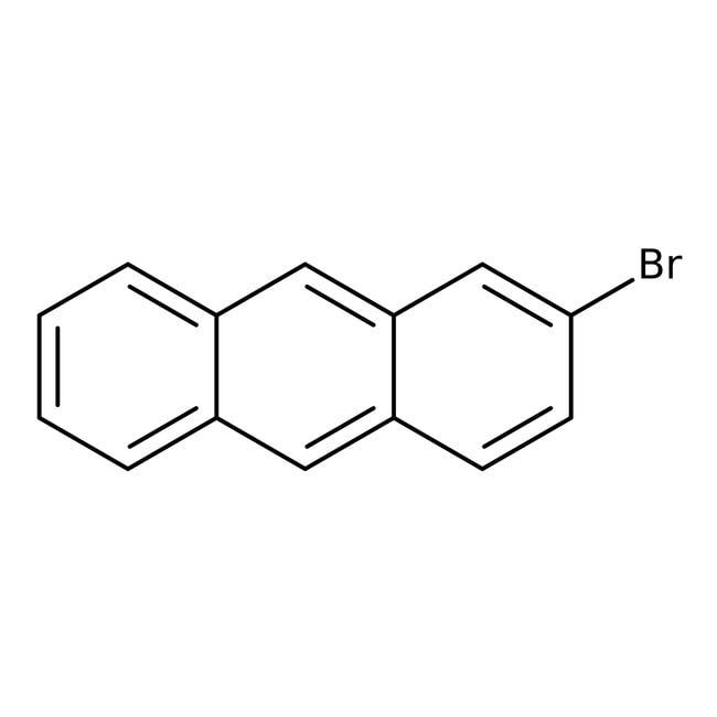 2-Bromoanthracene, 98%, Acros Organics™  2-Bromoanthracene, 98%, Acros Organics™