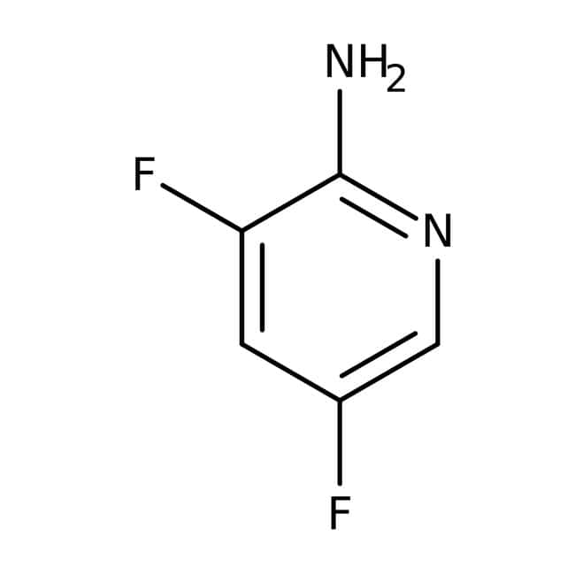 Alfa Aesar™2-Amino-3,5-difluorpyridin, 98% 5g Alfa Aesar™2-Amino-3,5-difluorpyridin, 98%