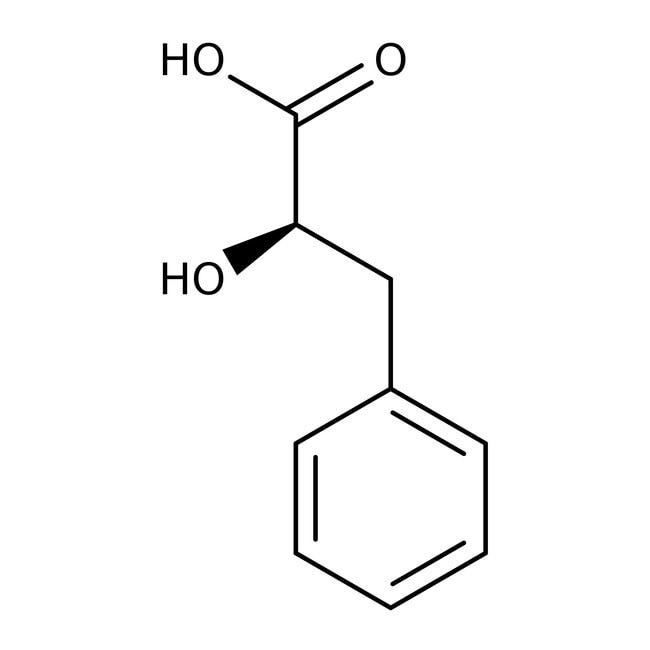 D(+)-Phenyllactic acid, 98%, ACROS Organics