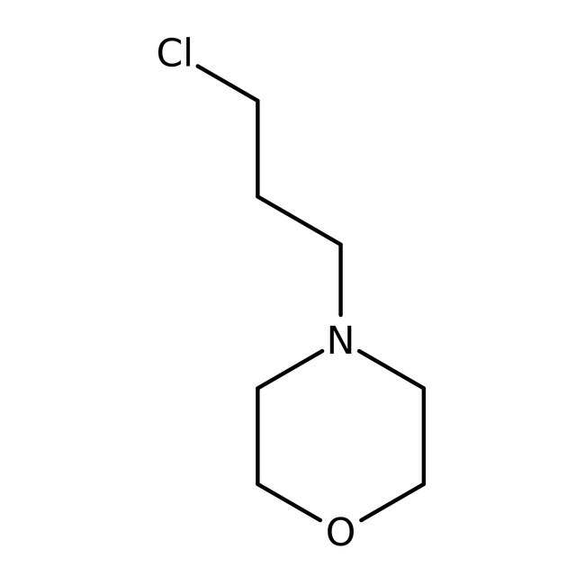 Alfa Aesar™4-(3-Chloropropyl)morpholine, 95% 50g Alfa Aesar™4-(3-Chloropropyl)morpholine, 95%