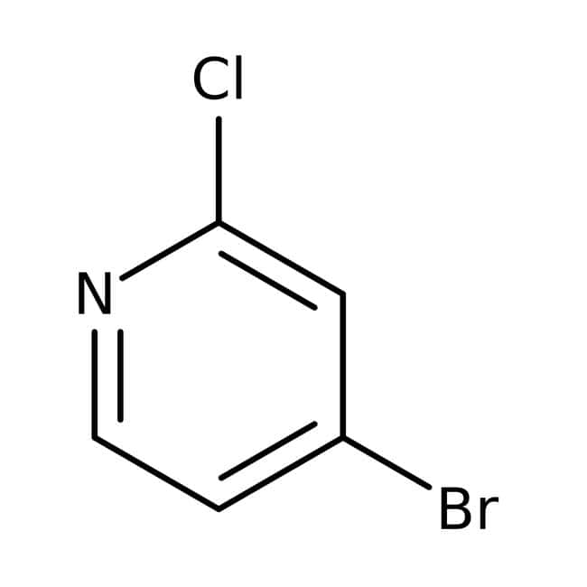 4-Bromo-2-chloropyridine, 97%, ACROS Organics™