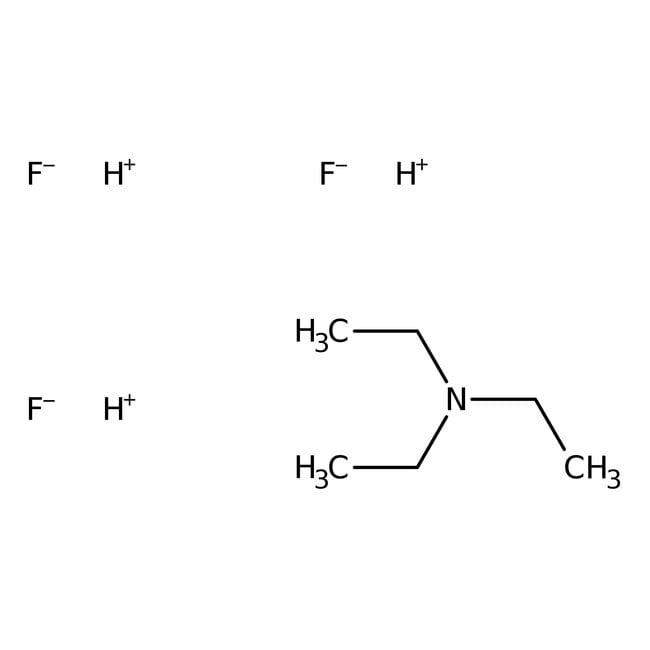 Alfa Aesar™Triethylamine trihydrofluoride, ca 37% HF 5g Alfa Aesar™Triethylamine trihydrofluoride, ca 37% HF