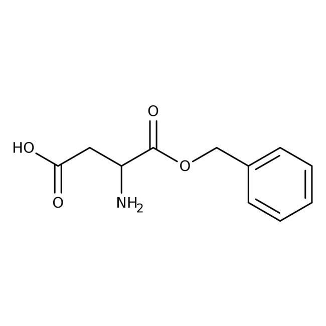 Alfa Aesar™L-Aspartic acid 1-benzyl ester, 98% 5g Alfa Aesar™L-Aspartic acid 1-benzyl ester, 98%