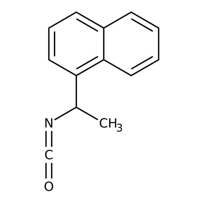 (S)-(+)-1-(1-Naphthyl)ethyl Isocyanate 95.0+%, TCI America™