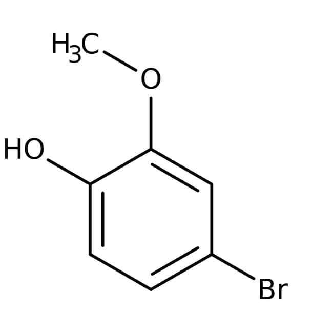 4-Bromo-2-methoxyphenol, 98%, ACROS Organics™