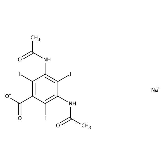 Sodium diatrizoate, 99%, Acros Organics