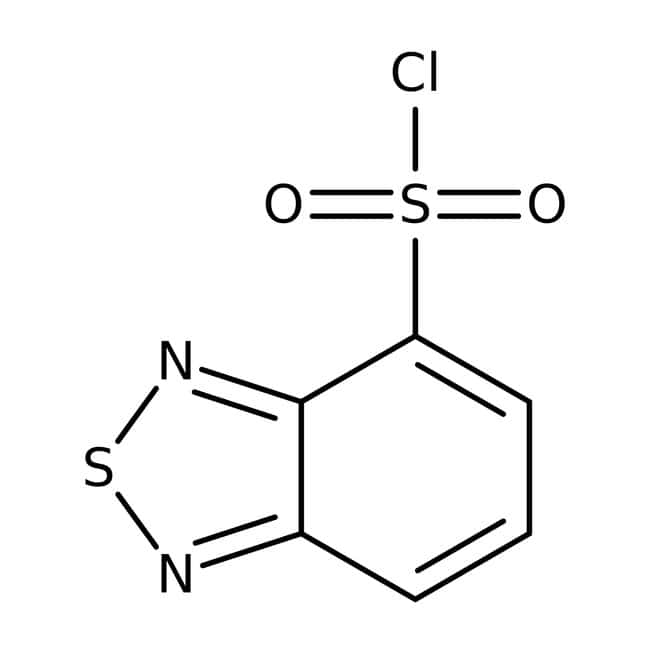2,1,3-Benzothiadiazole-4-sulfonyl chloride, 97%, Maybridge™
