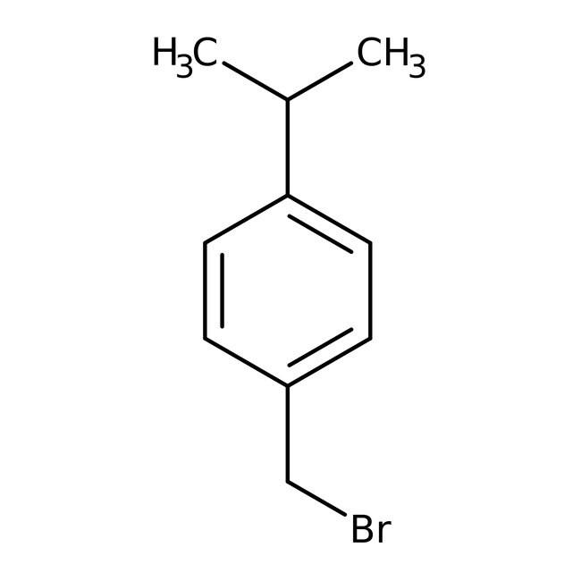 4-Isopropylbenzyl bromide, 97%, ACROS Organics™