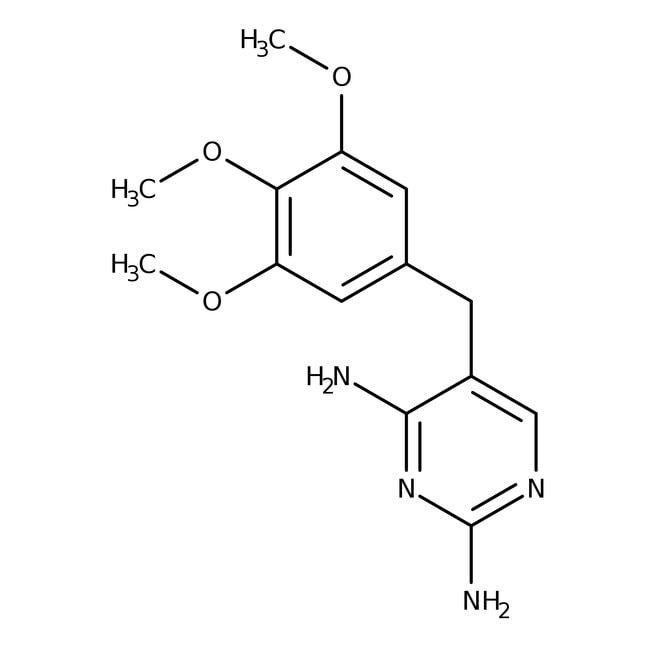 Trimethoprim, 98%, Acros Organics