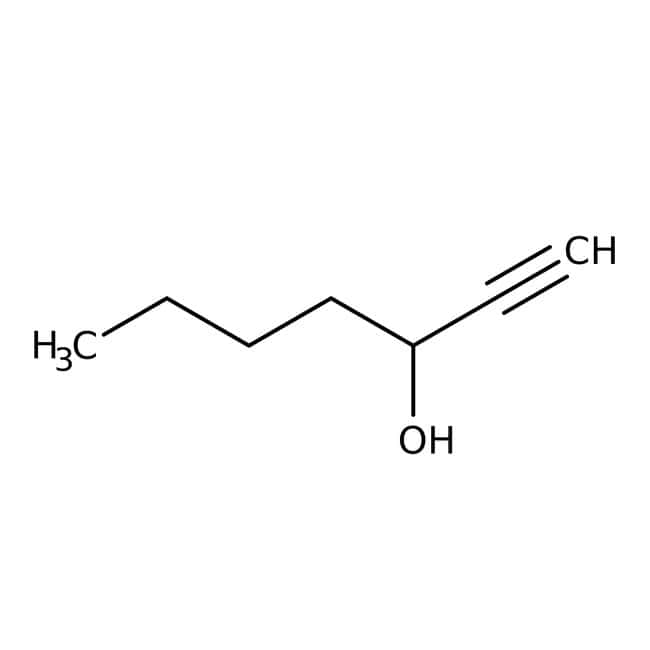 1-Heptyn-3-ol, 98%, Acros Organics