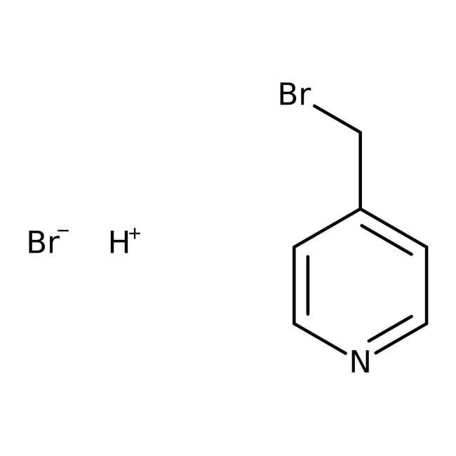 4-(Bromomethyl)pyridine hydrobromide, 97%, Acros Organics™