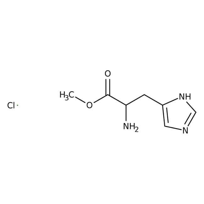 L(+)-Histidine methyl ester dihydrochloride, 97%, ACROS Organics™