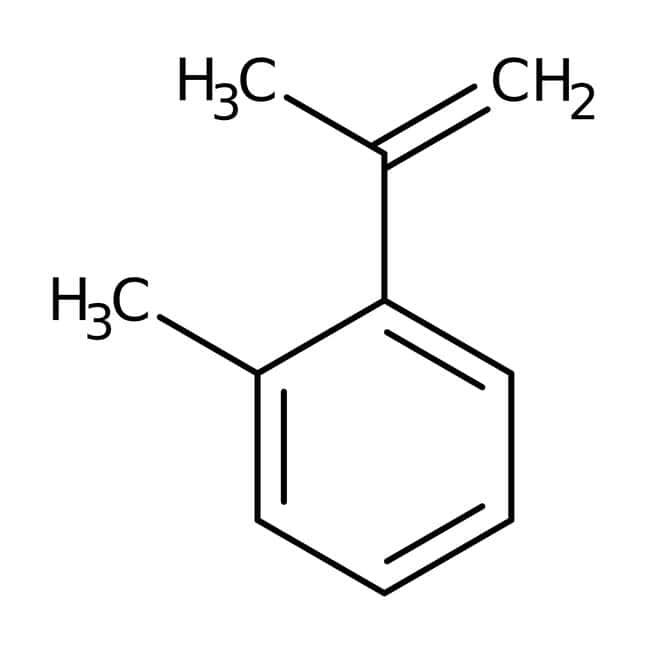 2-Isopropenyltoluene (stabilized with BHT) 98.0+%, TCI America™