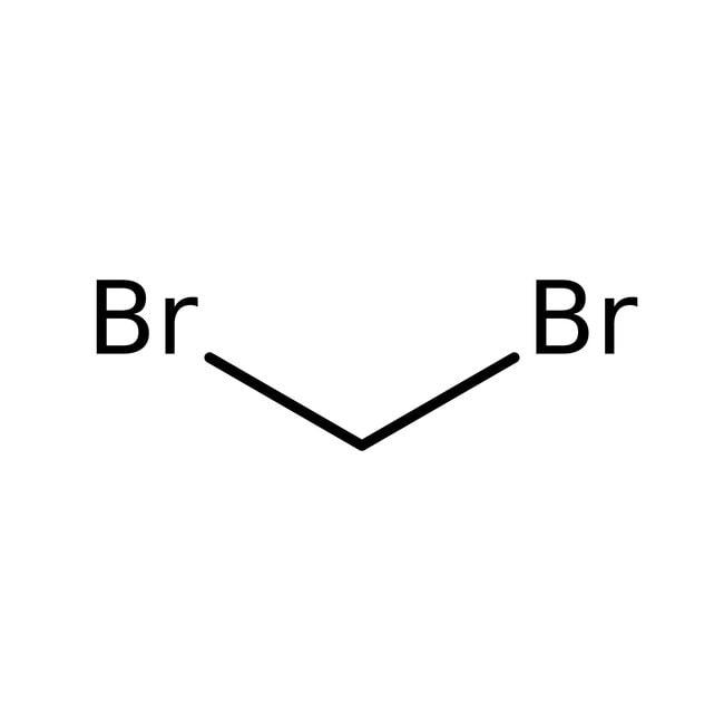 Dibromomethane, 99%, ACROS Organics™ 500mL Dibromomethane, 99%, ACROS Organics™
